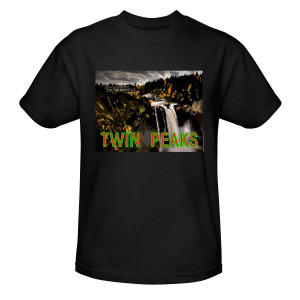 Twin Peaks Waterfall T-Shirt