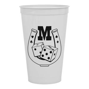 Twin Peaks Casino Cups (Set of 4)