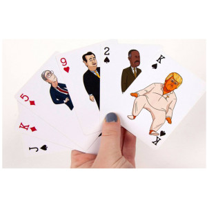 Our Cartoon President Playing Cards