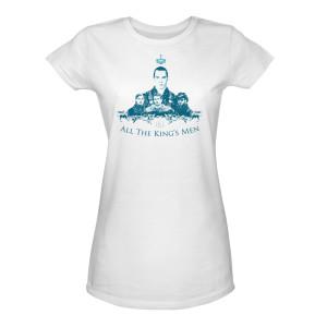 The Tudors All The King's Men Women's T-Shirt