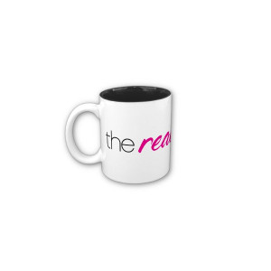 The Real L Word Logo Mug
