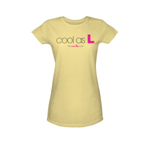 The Real L Word Cool as L Women's T-shirt