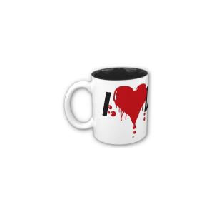 I Heart Dexter Mug