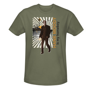 "Californication ""Hank Moody Is My Homeboy"" T-Shirt"