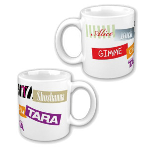 United States of Tara Personalities Mug