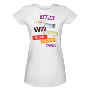 United States of Tara Personalities T-Shirt