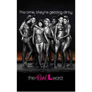 The Real L Word Season Two Cast Poster 11x17