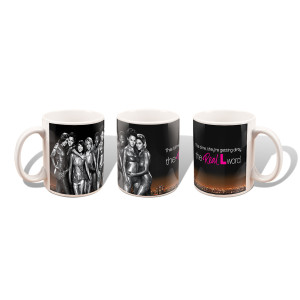 The Real L Word Season Two Cast Mug