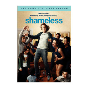 Shameless: Season 1 DVD