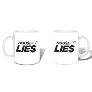 House Of Lies Logo Mug