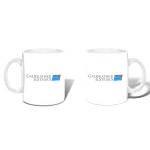 "House Of Lies ""Galweather & Stearn"" Logo Mug"