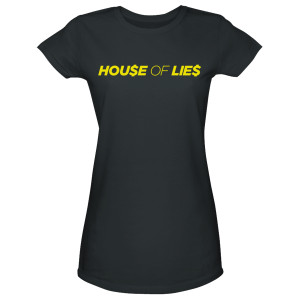 House Of Lies Women's Logo T-Shirt