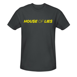 House Of Lies Logo T-Shirt