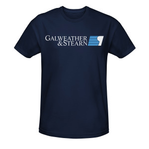 House of Lies Galweather & Stearn Logo T-Shirt [Navy]