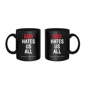 Californication God Hates Us All Mug