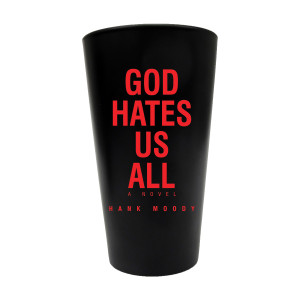 Californication God Hates Us All Pint Glass
