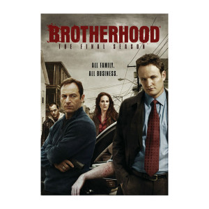 Brotherhood: Season 3 DVD