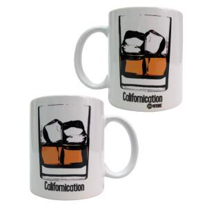 Californication Liquor on the Rocks Mug