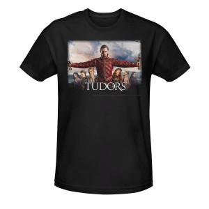 The Tudors Cast T-Shirt