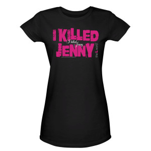 The L Word I Killed Jenny Women's T-Shirt