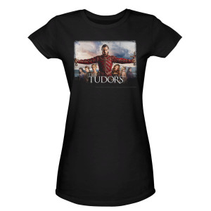 The Tudors Cast Women's T-Shirt
