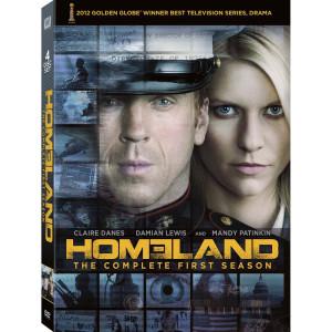 Homeland: Season 1 DVD