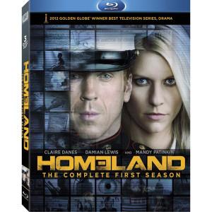 Homeland: Season 1 Blu-ray