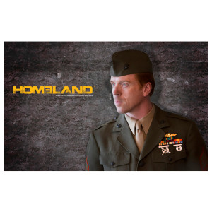 Homeland Brody Poster