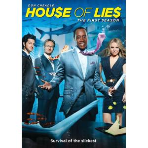 House Of Lies: Season 1 DVD