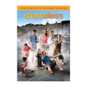 Shameless: Season 2 DVD