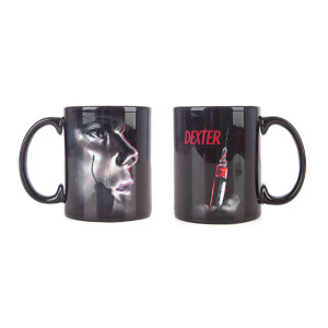 Dexter Syringe Fan Art Mug