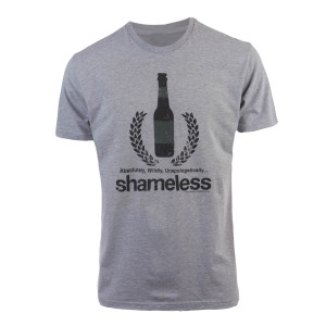 Shameless Bottle T-Shirt