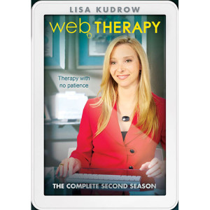 Web Therapy: Season 2 DVD