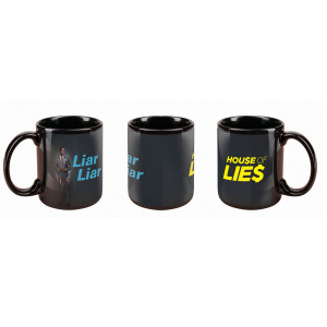 House of Lies Liar Liar Mug