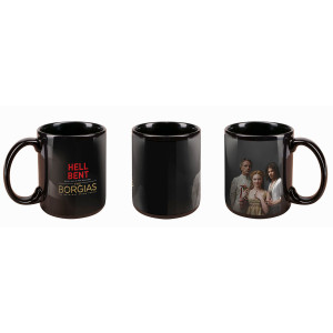 The Borgias Hell Bent Mug