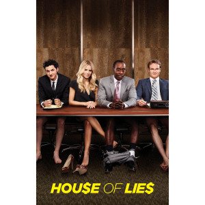 House of Lies No Pants Poster