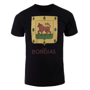 The Borgias Crest T-Shirt