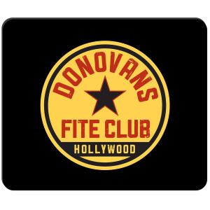 Ray Donovan Fite Club Mousepad