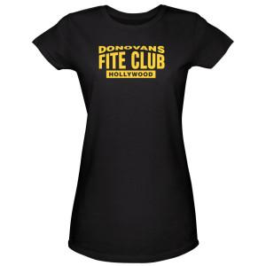 Ray Donovan Fite Club Women's Junior Fit T-Shirt