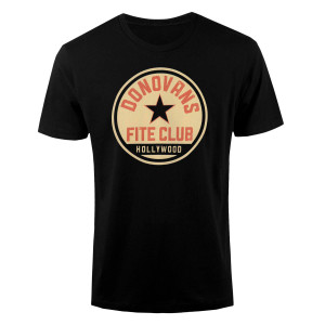 Ray Donovan Fite Club Star T-Shirt