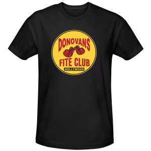 Ray Donovan Fite Club Gloves T-Shirt
