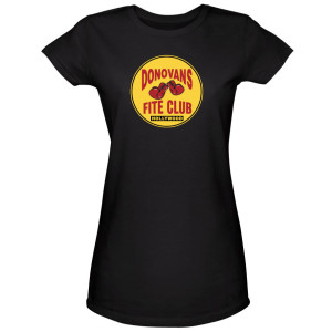 Ray Donovan Fite Club Gloves Women's Junior Fit T-Shirt