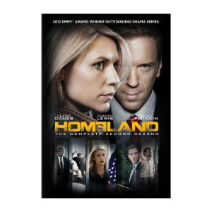 Homeland: Season 2 DVD