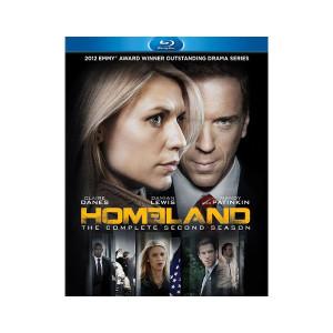 Homeland: Season 2 Blu-ray