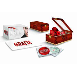 Dexter: The Complete Series Blu-ray