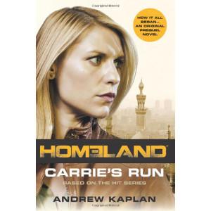 Homeland: Carrie's Run (Paperback) Book