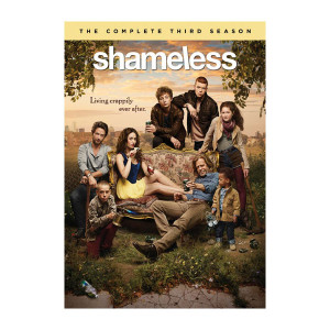 Shameless: Season 3 DVD
