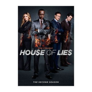 House Of Lies: Season 2 DVD