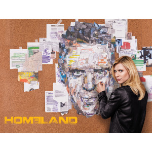 Homeland Carrie Collage Poster [18x24]
