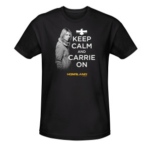 Homeland Carrie On T-Shirt